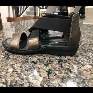 Clark's Strappy Sandals